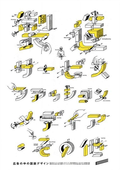 Japanese Book Cover: Graphic Explanation in Advertisement. Tatsuki Ikezawa. 2010