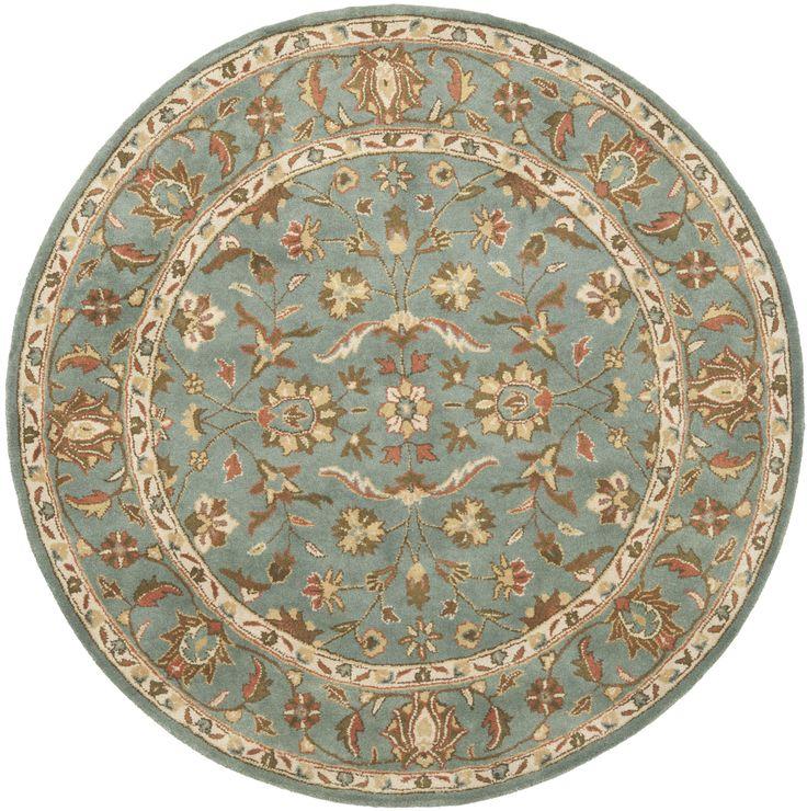 Safavieh Heritage Blue Area Rug & Reviews | Wayfair