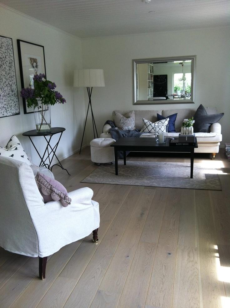 Living Room at Hornblåsargränd ahomestockholm.wordpress.com