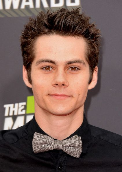 Teen Wolf's Dylan O'Brien...