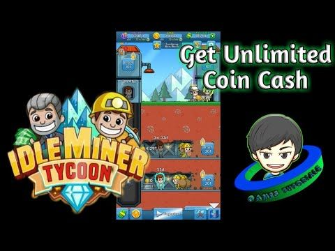 Idle Miner tycoon Hack apk Mod | Get Unlimited Coin Cash