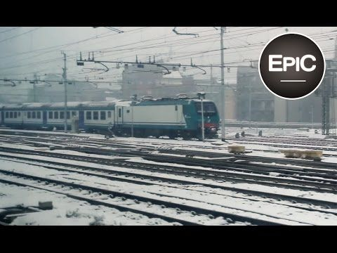 High Speed Rail: from Milan to Venice (Trenitalia) / Tren de Alta Veloci...