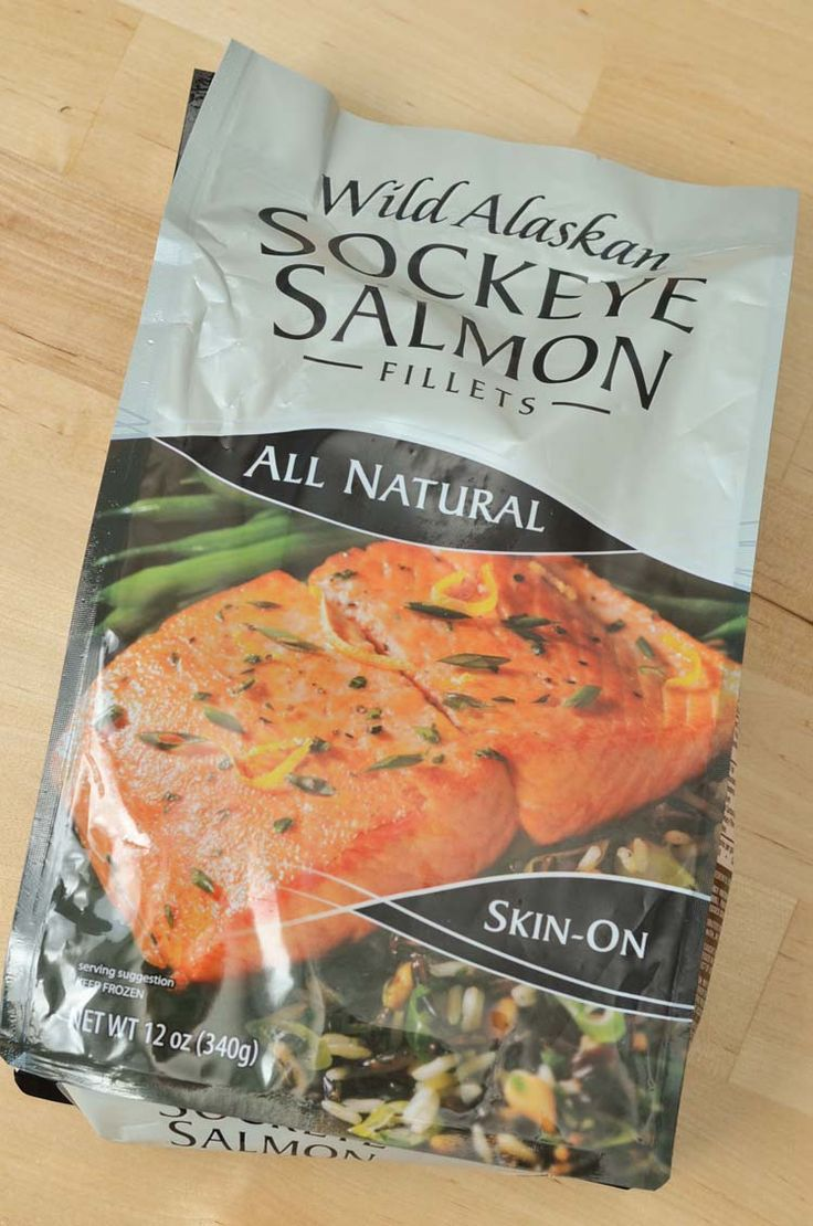 Citrus Baked Salmon