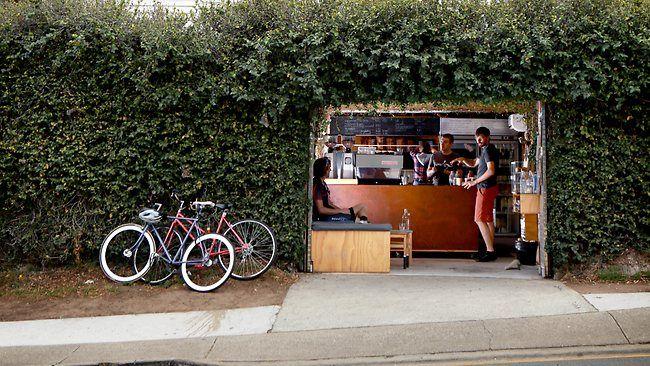 The Bunker Coffee, Brisbane, Queensland                                           http://www.bunkercoffee.com.au