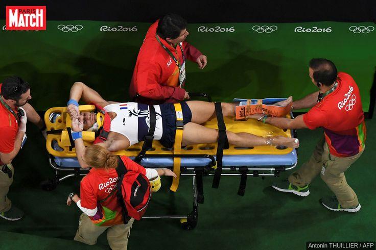 Il est le premier héros français des Jeux Olympiques de Rio. Victime d'une terrible blessure samedi, le gymnaste Samir Aït Saïd a ému le monde entier...
