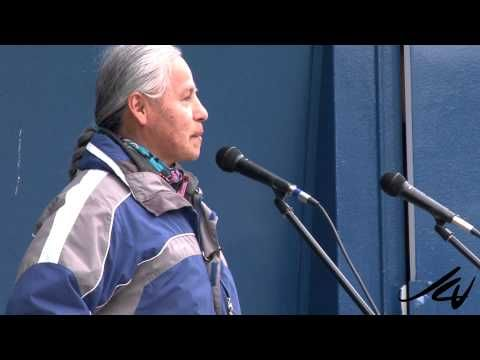 Idle No More Gathering of Okanagan First Nation  Chiefs - YouTube