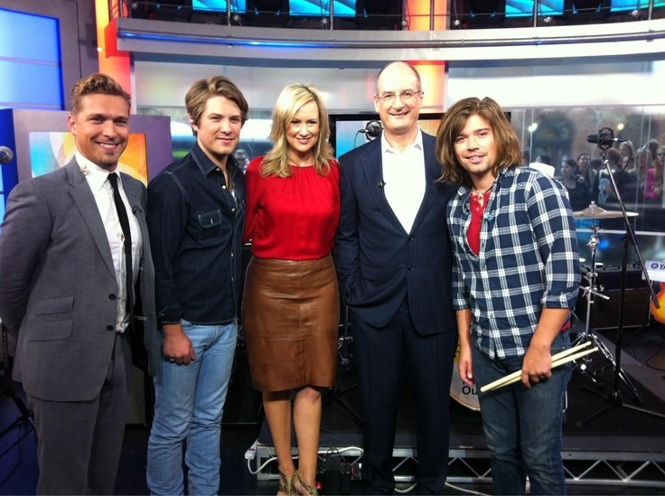 Sunrise TV Australia