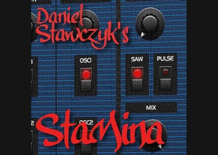 Stamina free soundset by Daniel Stawczyk for discoDSP OB-Xd