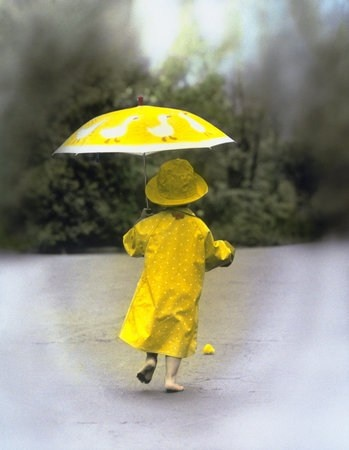 life is not about waiting for the storm to pass, it's about learning to dance in the rain!