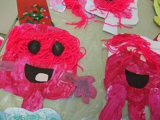 The Party Wall: Inspiration: Mr Men and/or Little Miss Party. Craft idea