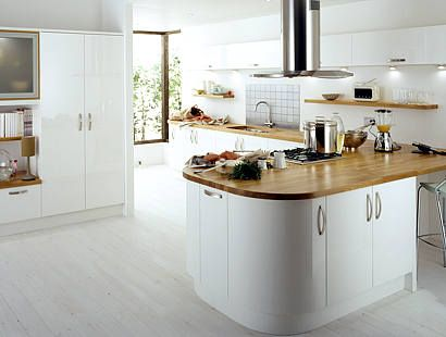 Different Super Modern Ideas for Your Kitchen