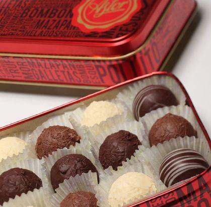 """Lunes festivo de antojo... Disfruta hoy de unas deliciosas """"TRUFAS DE CHOCOLATE"""" de la #reposteriaastor   www.elastor.com.co"""