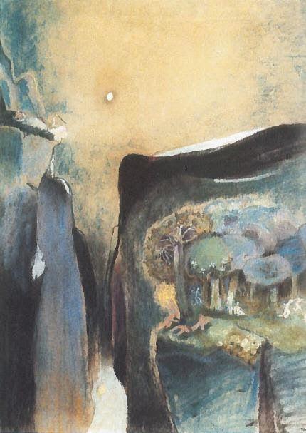 Tove Jansson – Hermit 1935 at Ateneum, Helsinki