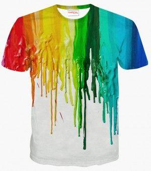 FARBA Koszulka Tshirt Full Print