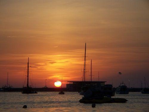 San Antonio Sunset 01 | San Antonio Bay, Ibiza, Balearic Isl… | Flickr