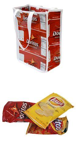 Bolsa de Empaques Doritos®