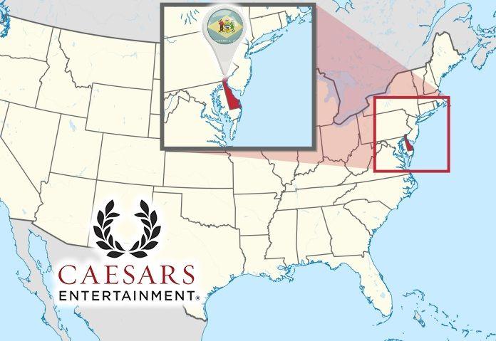 Caesars Interactive выходит на рынок штата Делавэр.  Один из крупнейших американских операторов онлайн-гемблинга, компания Caesars Interactive Entertainment, входящая в группу Scientific Games, объявила о запуске своих сервисов в штате Делавэр. Регулятор штата Нью-Джерси, New Jersey Division of Gaming Enforceme