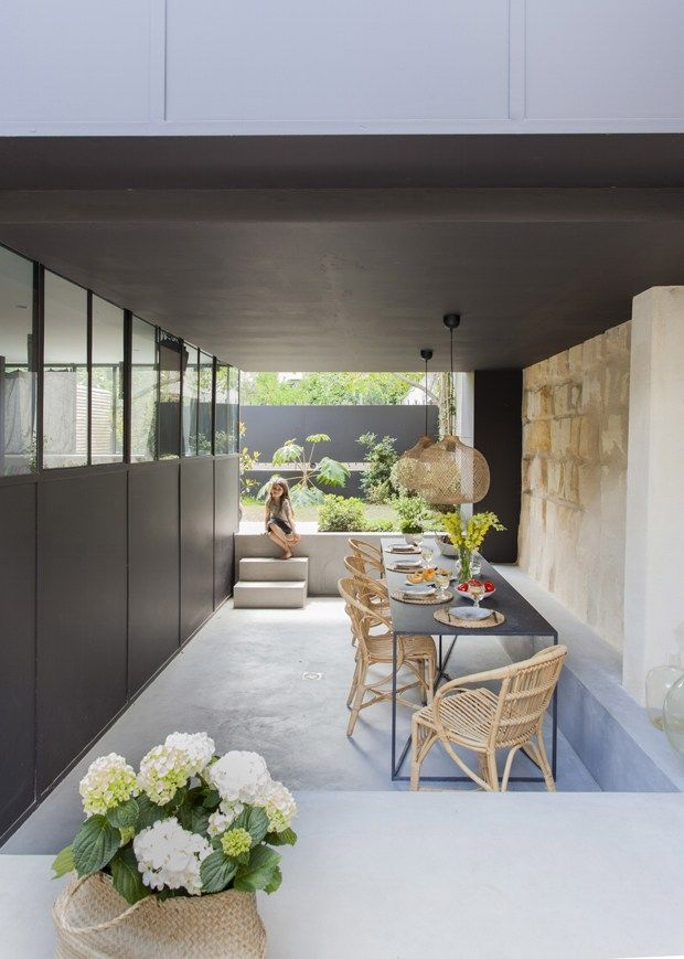 1000 id es sur le th me terrasse couverte sur pinterest for Decoration espagnole maison
