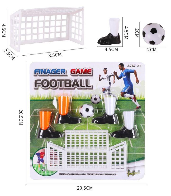 Mini Soccer Game Finger Football Match Funny Table Game Set Novelty Gag Toys Soccer Games Football Match Toys Gift