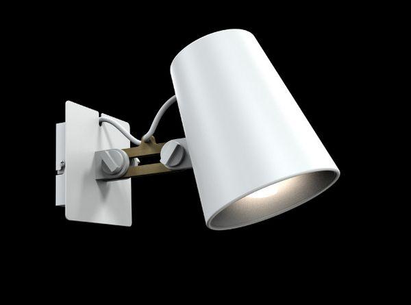 Lampa Looker 1L kinkiet wood 3772 Mantra lampy hiszpańskie sklep