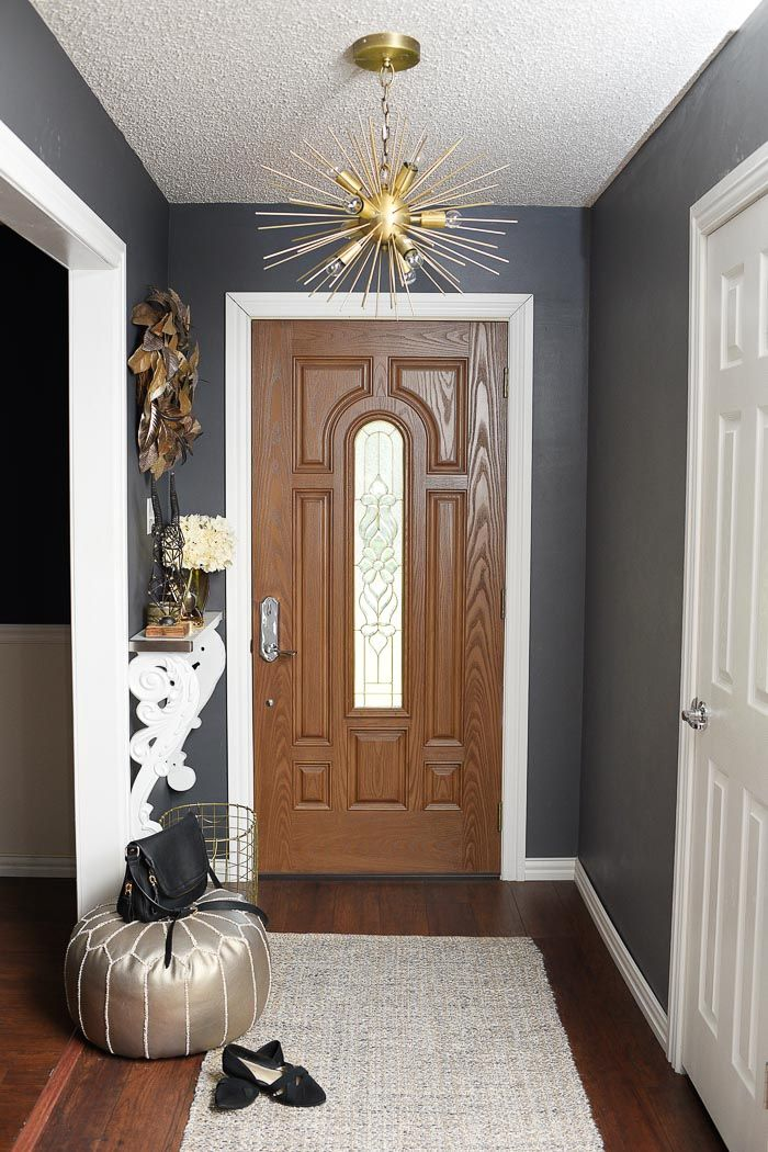 25 best ideas about small foyers on pinterest small for Foyer decorating ideas small space
