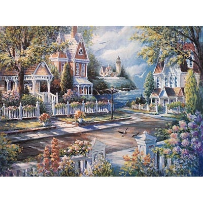 By The Sea 1000 Piece