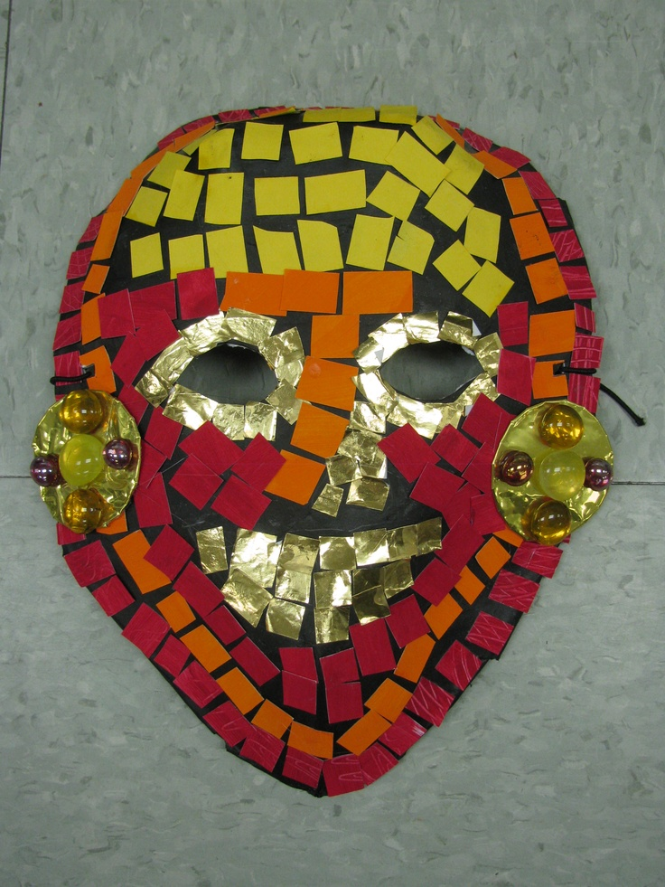 Les 1688 meilleures images du tableau theatres marionnettes masques sur pinterest masques - Masque papier mache ...