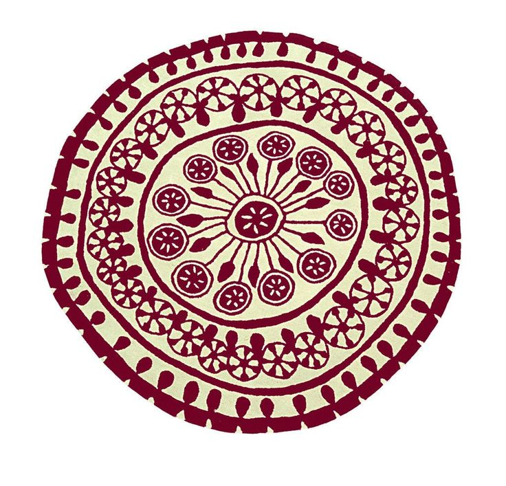 40 best mandalas images on pinterest stitches towels - Tappeto mandala ...