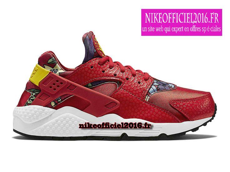 nike free run rouge