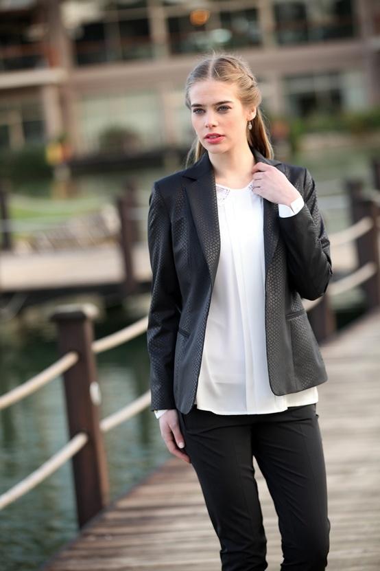 #Selen #Ceket 239,95 TL #Selen #Pantolon 124,95 TL #ozdilek #moda #yaz #ilkbahar