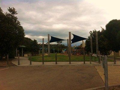 Frankston beach playground