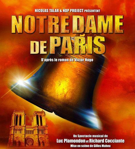 Notre Dame de Paris, la comédie musicale revient en 2016