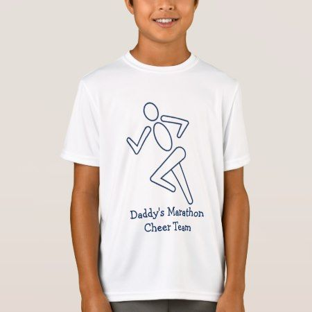 Running Runner Sport Triathlete Race Run Cheer T-Shirt - click/tap to personalize and buy