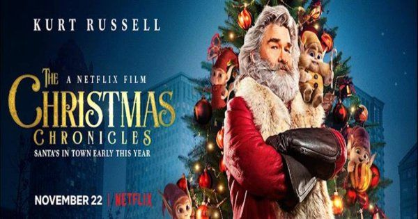 Join Santa On A Crazy Adventure In The Christmas Chronicles Christmas Full Movies Kurt Russell
