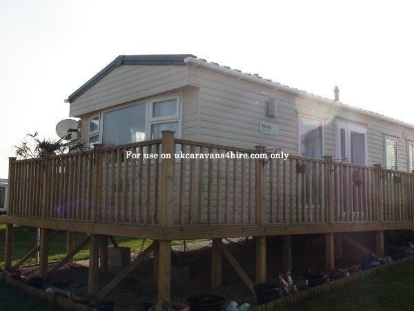 *OCTOBER HALF TERM* *SPECIAL OFFER* *21st-28th October 2017-£315* 2 Bedrooms| 6 Berth| Pet Friendly| Whitby Holiday Park| Yorkshire Whitby Holiday Park is a great holiday park with a good selection of on-site facilities. The caravan has great sea views from the decking and living room and a nice beach 10 min walk away. Pet friendly. http://www.ukcaravans4hire.com/to-let-userid2487.html #holiday #caravan #yorkshire #petfriendly #specialoffer #octoberhalftrm