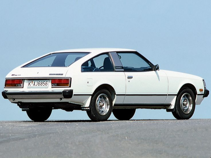 toyota celica ta40 | Toyota Celica GT Coupe EU-spec (TA40) '1979–81