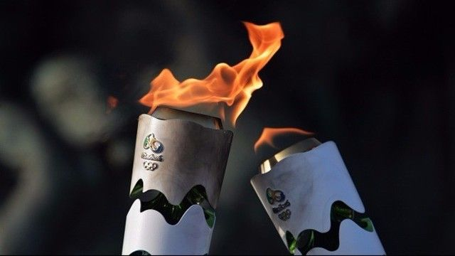 Rio 2016: Olympic flame arrives in Brazil ahead of games | WBIR.com