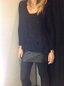 Black sparkly R899- Zara  http://www.lipstickspin.com/blog/fashion-essentials/winter-jerseys/