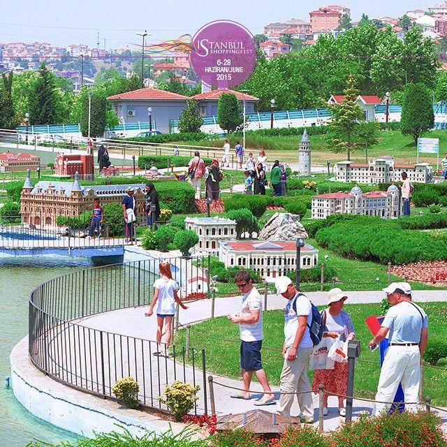 Çocuklarınızla öğretici bir Pazar günü için, Miniatürk oldukça güzel bir alternatif! #istshopfest #istanbulukeşfet  Visit ''Miniaturk'' with your family to see İstanbul from a different perspective. #discoveristanbul