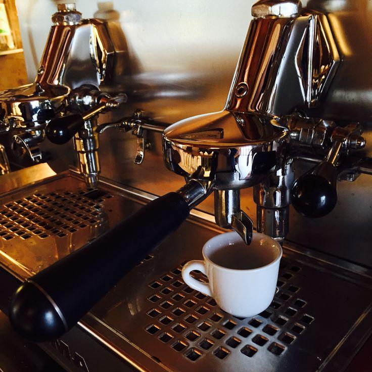 il caffè della domenica mattina.