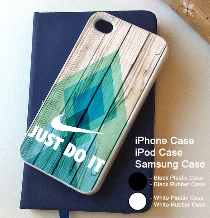 Nike Aztec Tribal Wood Cover iPhone 4 4s 5 5s 5c 6 6S 6+ 6S+ Samsung Galaxy Case