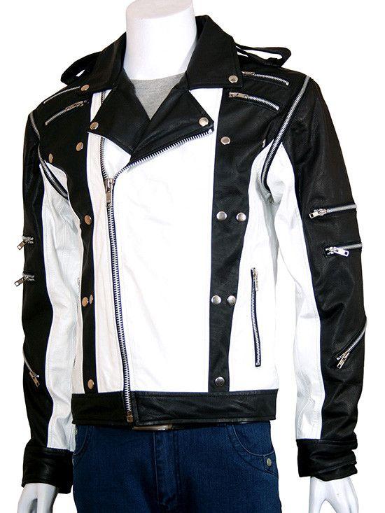 MJ Pepsi Michael Jackson Leather Jacket