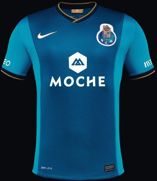 Porto+13-14+Away+Kit