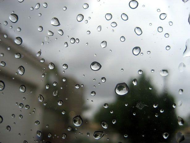 Chuva na janela 2