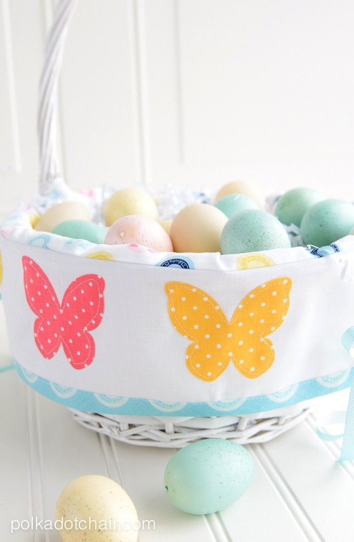 135 best inspiration derby style projects images on pinterest easter basket liner pattern on polka dot chair sewing blog negle Image collections