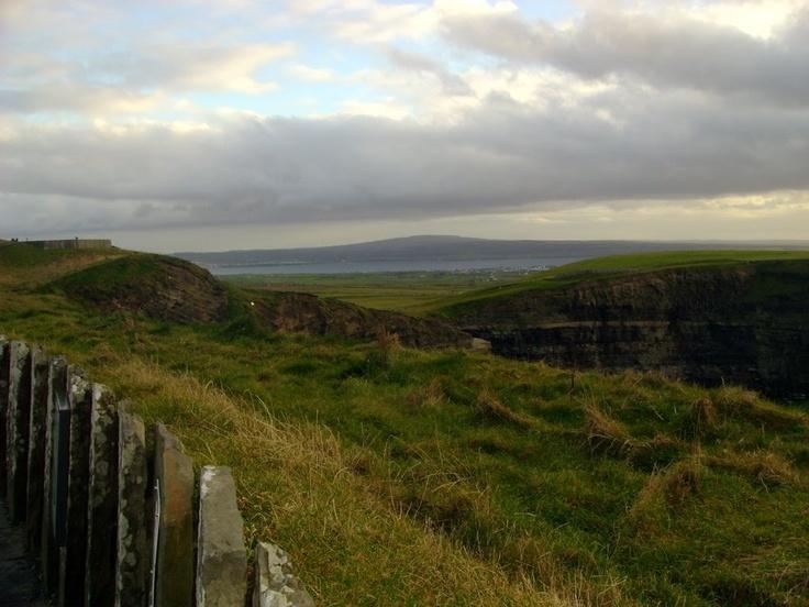 Visit the land of my ancestors...Ireland
