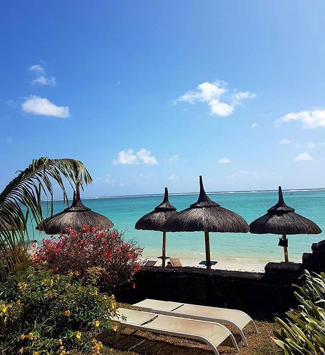 Not a care in the world  (: @nathaliabannister via @ambremauritius) #beautifulhotels