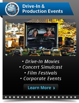 Inflatable Movie Screen Rentals & Outdoor Movies. From movies in the park, drive-in movies and backyard movie parties!
