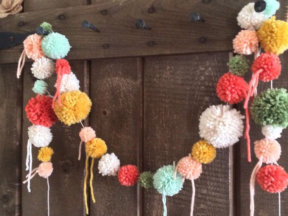 Spring Sessions For Babies and Toddlers Pom Pom by BerryPopDesigns on Etsy, $30.00