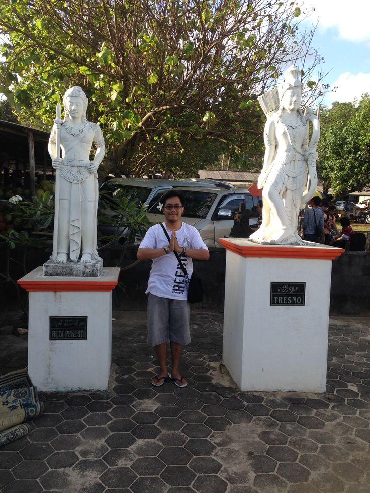 Ngobaran Beach - Yogyakarta